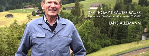 Les toutes nouvelles moutardes Thomy s'exposent en vidéo