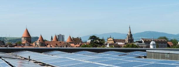 Stratégie de contenu et stratégie numérique pour Yverdon-les-Bains Énergies